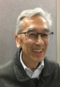 Wesley Taoka, Board Member, grew up in North Central and moved back after having lived in various places, such as Boston, Baltimore, Norway, Japan, and Austria. He currently works as the executive director of the San Mateo Japanese-American Community Center.