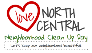 Love North Central Event Logo
